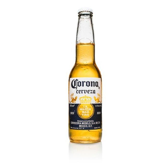 Cerveza Corona 355 ml - María la Bonita ¡Cómo se Extraña México!